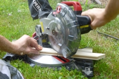 Chopping Miters