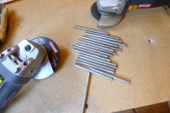 Metal Dowels