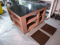 Cabinet Fully Painted